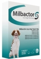 MILBACTOR Large dog 5-25kgr  1x48tabs