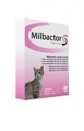MILBACTOR Small cat  1-5kgr  1x48tabs
